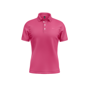 SOFT TOUCH POLO – PINK