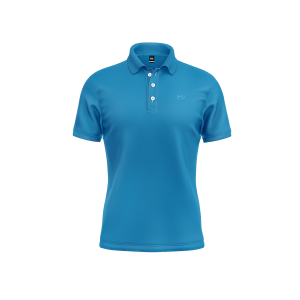 SOFT TOUCH POLO – BLUE SAPPHIRE