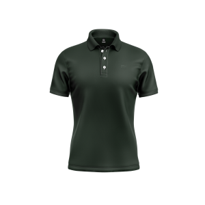 SOFT TOUCH POLO – FOREST GREEN
