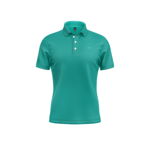SOFT TOUCH POLO – JADE DOME GREEN