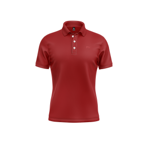 SOFT TOUCH POLO- RED